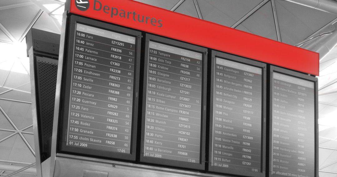 Departure Packages