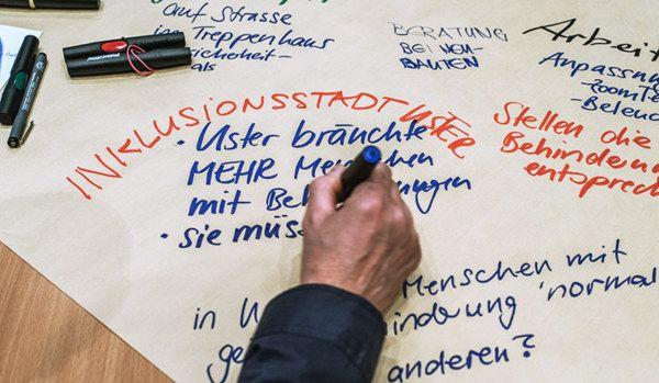 Stadt für alle - Inklusionsprojekt Stadt Uster
