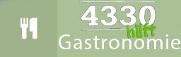 4330hilft Gastronomie