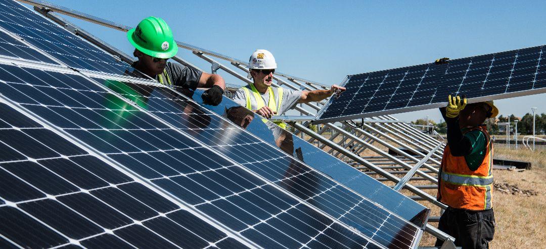 Photovoltaik auf dem Dach errichten lassen