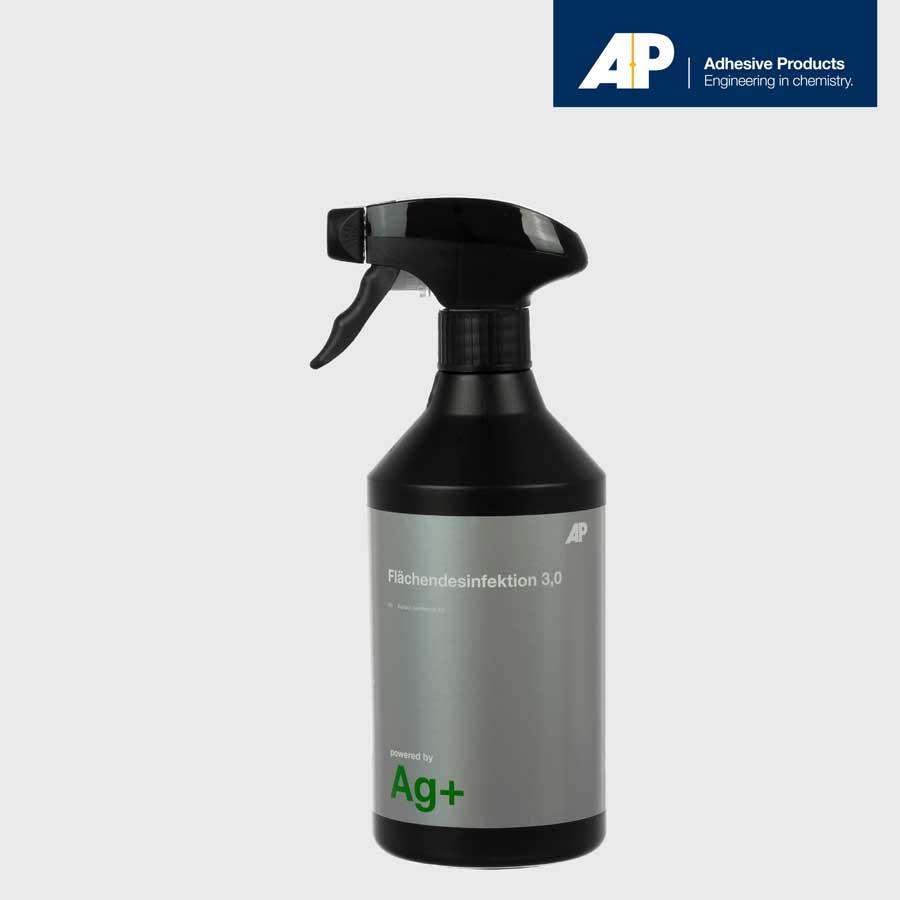 AG+ Flächendesinfektion 3,0 12 x 0.5l