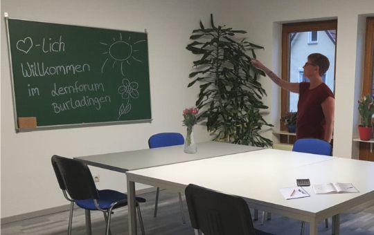 Die Institutsleitung des Lernforums in Burladingen berät Eltern kompetent zu Nachhilfe, Lerntherapie und Prüfungsvorbereitung
