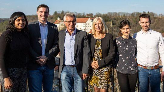 Die Gründerfamilie Brandelik bietet Nachhilfe und Lerntherapie an mehreren Standorten im Zollernalbkreis an