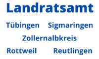 Logo des Lernforum-Partners Landratsamt aus Zollernalbkreis und Tübingen zur Finanzierung von Lerntherapie von Kindern