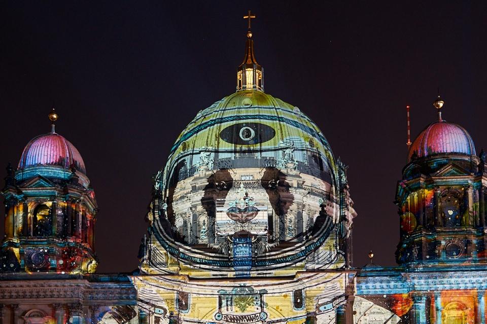 Berliner Dom - ankofoto