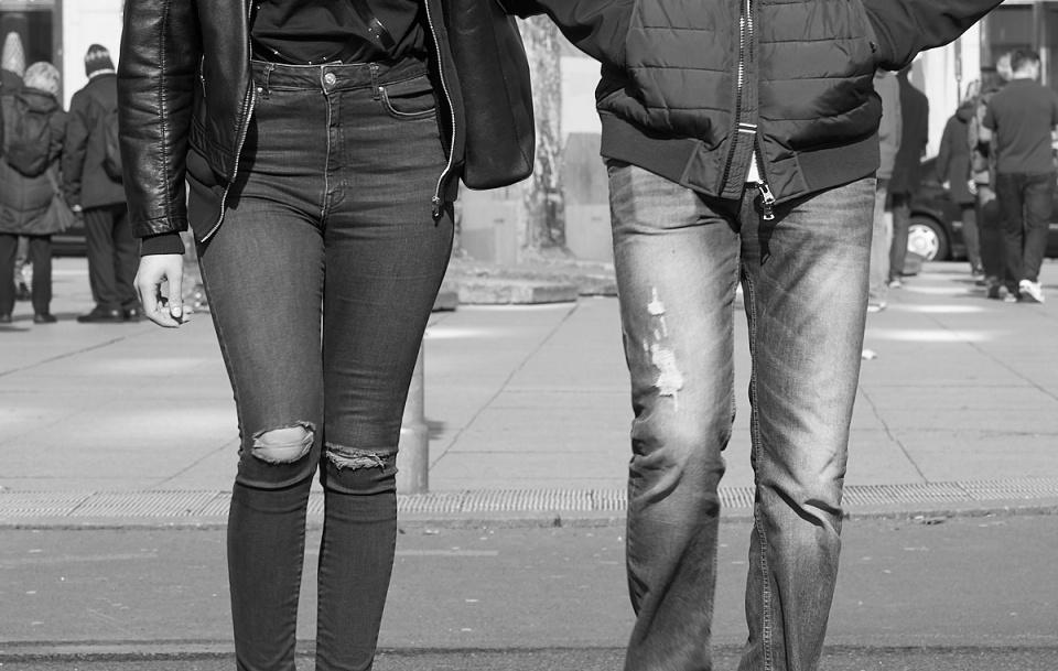 am Potsdamer Platz - Berlin - ankofoto