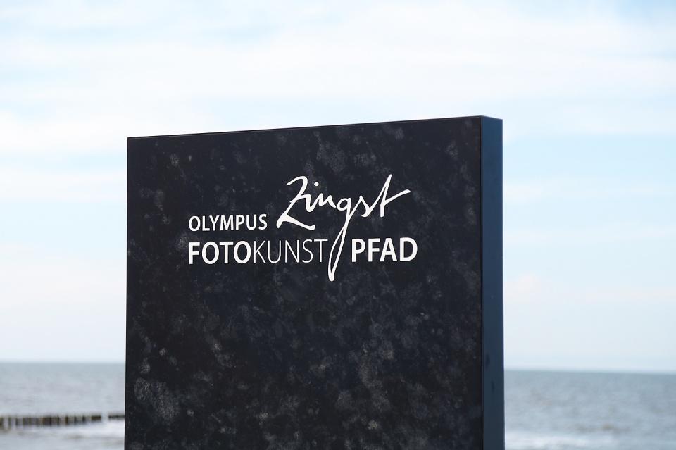 Olympus Fotokunst Pfad - Zingst - ankofoto